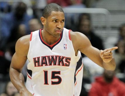 Horford Pointing