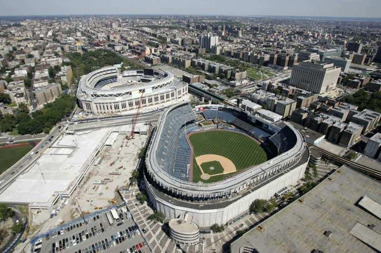 Yankee Stadium Farewell