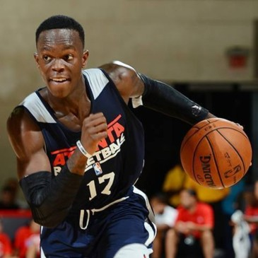 Dennis Schroder summer league