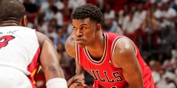 Chicago Bulls vs Miami Heat - Game One